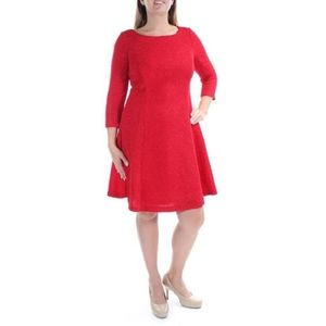 Jessica Howard Holiday Fit n Flare Dress